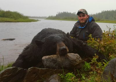 Newfoundland Bear Hunting