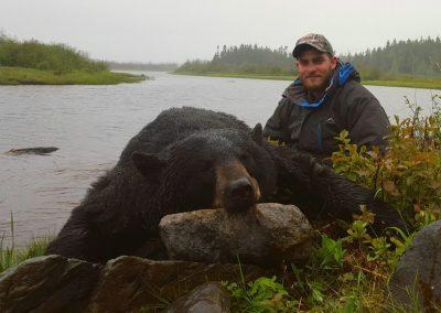 Newfoundland Bear Hunting