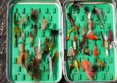 Handmade Fishing Flies