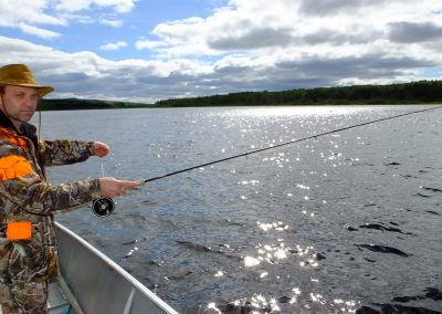 Newfoundland Fly Fishing