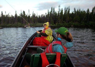 Newfoundland Trout Fishing