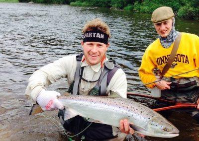 dave evans - salmon 4